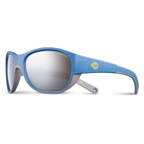 Julbo Luky Spectron 3+ Sunglasses 4-6Y Kinder blue/gray-gray flash silver